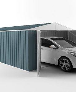 Truss Roof Garages